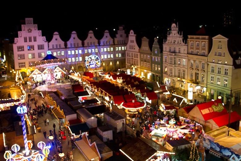 Weihnachtsmarkt In Rostock.Rummel Auf Dem Rostocker Weihnachtsmarkt 2011 Rostock Heute