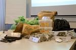 Schlag gegen Rauschgiftkriminalität in Rostock