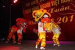 Asiatisches Neujahrsfest in der Kulturbühne Moya
