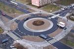 Kreisverkehr in Lütten Klein wirkt als Geschwindigkeitsbremse