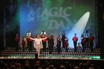 """Magic of the Dance"" in der Stadthalle"