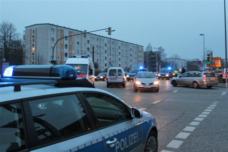 Straßenbahnunfall Rostock Heute
