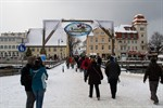 Wintervergnügen in Warnemünde