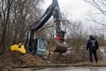 Panzer-Suche am Rostocker Mühlendamm geht weiter