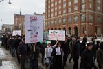 Stopp ACTA – Demonstration in Rostock