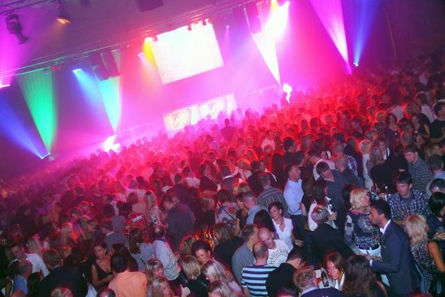 Ü30 Party im März 2012 in der Stadthalle Rostock