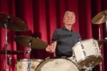 Charlie Watts in Rostock