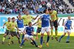 Hansa Rostock unterliegt Erzgebirge Aue mit 0:1