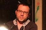 Gregor Sander erhält den Preis der LiteraTour Nord 2012