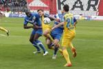 Hansa Rostock schafft gegen den Karlsruher SC nur ein 2:2