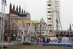 Rostocker Ostermarkt 2012 öffnet für Besucher