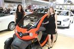 AutoTrend 2012 in der HanseMesse eröffnet