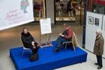170 Jahre Kunstverein zu Rostock - Aktion im Rostocker Hof