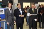 Universität Rostock weiht neue Laborhalle ein