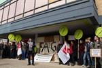 Volkstheater protestiert gegen Kulturkahlschlag