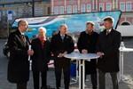 Infomobil tourt durch Deutschland, Polen und die Schweiz