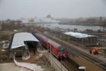 Warnemünde Werft: Inbetriebnahme der neuen Bushaltestellen