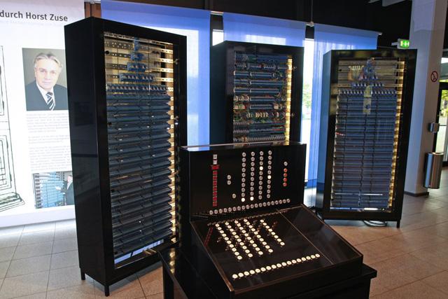 Die Zuse Z3 Der Erste Computer Der Welt In Rostock