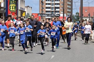 Der 20. E.ON edis Citylauf