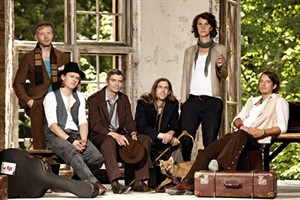 Felix Meyer & Band im Rostocker Circus Fantasia