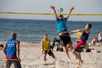 Beachvolleyball: INCHEZ-Cup 2012 Warnemünde