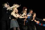 """Premiere von """"Totentanz"""" im Theater im Stadthafen"""