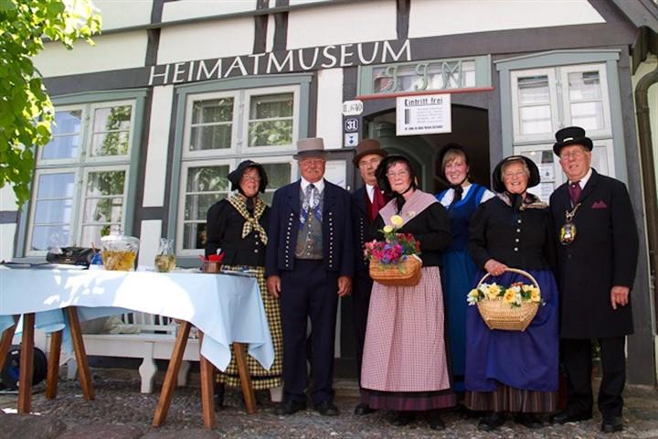 Museumstag im Heimatmuseum Warnemünde