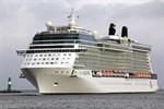 Sieben Kreuzfahrtschiffe laufen am Wochenende Rostock an