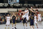 Basketball beim 3. OSPA – ALL STAR DAY 2012