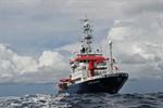 """Ostsee-Expedition des Forschungsschiffs """"Meteor"""""""