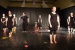"""Das Jugendtanztheater Rostock präsentiert """"too matsch"""""""