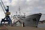 Stubnitz geht nicht fremd - Heimathafen bleibt Rostock
