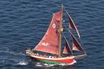 """""""Dagmar Aaen"""" nimmt an der 4. Haikutter-Regatta teil"""