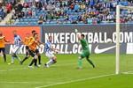 Hansa Rostock bezwingt die Stuttgarter Kickers mit 2:1