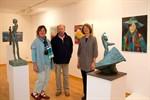 Ausstellung in der Reihe Künstlerfamilien im Kunstverein