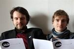 """""""Die Vorhaut des Kapitals"""" - Rostocker Buchpremiere"""