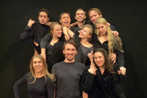 Das Ensemble des Sommertheaters 2012