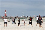"19. ""Sun of the beach"" – Frisbee in Warnemünde 2012"