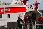 Tag der Seenotretter 2012 in Warnemünde