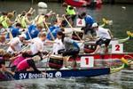 17. Warnemünder Drachenbootrennen 2012