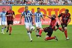 Hansa Rostock trennt sich torlos vom Chemnitzer FC