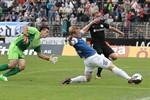 Hansa Rostock kann in Darmstadt einen Punkt retten