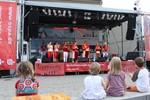 Gute Stimmung bei der Eröffnung des Altstadtfests 2012