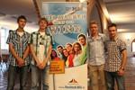 Rostock ist Stadt der jungen Forscher 2013