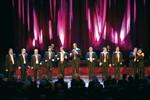 12 Tenöre singen in Rostock