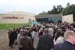 Darwineum im Rostocker Zoo feierlich eröffnet