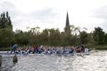 10. Rostocker Drachenboot Herbstrennen 2012