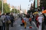 1. PARK(ing)-Day und autofreies Fest in der Langen Straße
