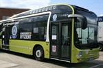 RSAG testet neuen Hybridbus