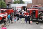 Tag der offenen Tür bei der Feuerwehr in Groß Klein